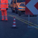"""Viabilita': lavori sulla SS 616 """"di Pedivigliano"""" provincia  Cosenza"""