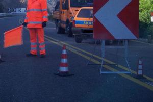 A3: per lavori pavimentazione, limitazioni traffico territorio Altilia