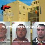 Sicurezza: controlli Carabinieri, 3 arresti e 5 denunce nella Locride