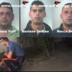 Droga: sorpresi mentre coltivano canapa indiana, 5 arresti