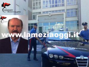 Crininalita': arrestato dai Carabinieri autore omicidio Musco