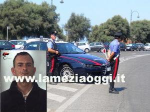 Sorvegliato speciale inseguito e bloccato a San Calogero