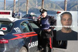 Sicurezza: evade dai domiciliari 55enne arrestato dai Cc a Reggio