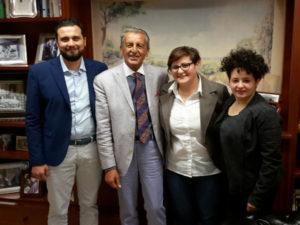 Catanzaro: Consorzio Bonifica firma accordo con Comune Borgia