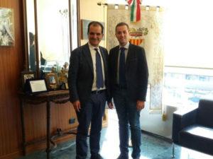 Viabilità Provinciale: Bruno incontra sindaco Serra San Bruno