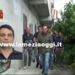'Ndrangheta: arresto Pelle, boss era a casa in un vano segreto