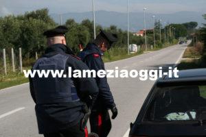 Sicurezza: controlli Carabinieri Lamezia 2 arresti e una denuncia