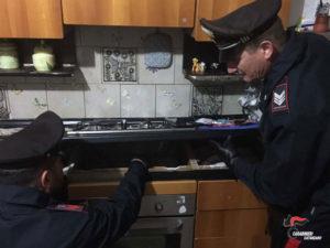 Droga: un arresto dei Carabinieri Compagnia Soverato