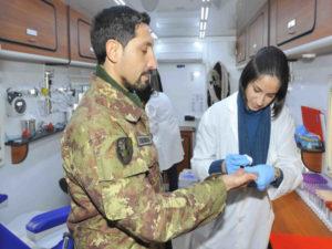 Sangue: il 5 firma protocolo Esercito-Avis per donazione