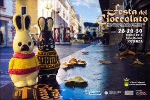 Cosenza: Tutto pronto per la Festa del Cioccolato