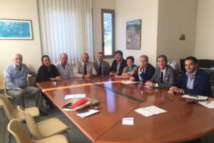 Lamezia Unita incontra il sindaco Paolo Mascaro