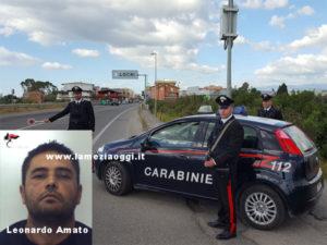 Sicurezza: controlli Carabinieri nella Locride, 1 arresto e denunce