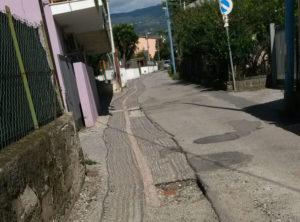 Lamezia: Quartiere Capizzaglie ripristinare manti stradali