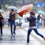 Maltempo: domani allerta temporali e venti forti al Sud