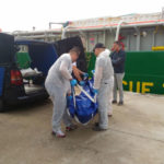 Migranti: sbarco di 575 nel porto di Vibo Valentia