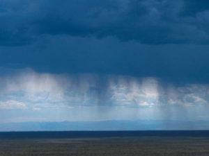 Il tempo: domani ancora nubi e pioggia in Calabria