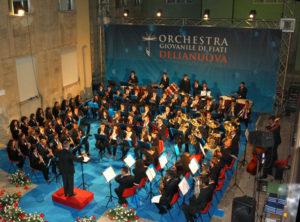 Reggio: in Piazza Orsi il secondo concerto dei Fiati di Delianuova