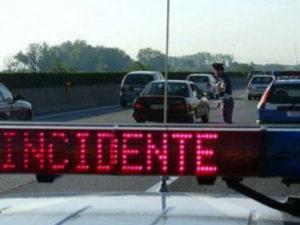 Incidenti stradali: un morto e un ferito sull'A3 in Calabria