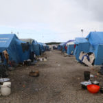 """Migranti: protesta a San Ferdinando, """"tendopoli invivibile"""""""