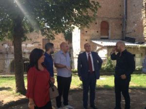 Cosenza: commissione Lp effettua sopralluogo Villetta Casali