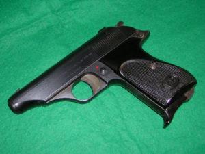 Pistola e munizioni in casa, un arresto nel Vibonese