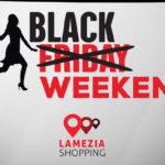 Lamezia: in 20mila al Black Weekend lametino
