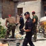 Sicurezza: blitz Carabinieri nel Fondo Gesu' a Crotone, 2 arresti
