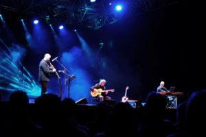 Spettacoli: il chitarrista Steve Hackett al Festival d'Autunno