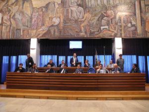 Provincia Catanzaro: insediato il nuovo consiglio provinciale