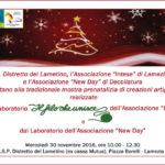 Lamezia: domani inaugurazione mostra il Filo e New Day