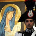 Carabinieri a Reggio Celebrazione della Virgo Fidelis