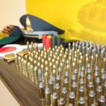 Criminalita': Gdf Lamezia Terme sequestra munizioni armi da sparo