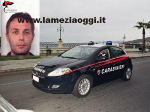 Evade dai domiciliari 41enne arrestato dai Cc a Reggio