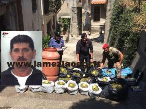 Armi e droga, arrestato ricercato dai Carabinieri a Gioiosa