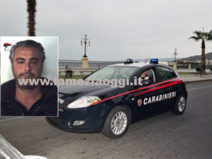 Sicurezza: 43enne arrestato a Reggio dai Cc per sconto pena