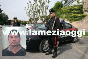 Furti: ruba autocarro Nocera, inseguito e arrestato dai Carabinieri