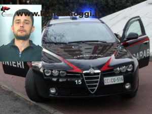 Sicurezza: 31enne arrestato per sconto pena a Rosarno dai Cc