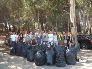 Volontariato: in 250 ai campi estivi del WWF Crotone