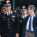 Carabinieri: procuratore Cosenza visita compagnia Rende