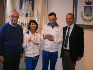 Castrovillari: danza sportiva, premiati i campioni italiani