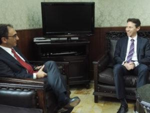 Comune Catanzaro: sindaco incontra console generale di Francia
