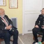 Carabinieri: Rettore Unical, visita compagnia Rende