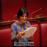 Regione: Dieni (M5s),doppi incarichi, Wanda Ferro si dimetta