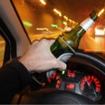 Denunciato per guida in stato d'ebbrezza dopo incidente stradale