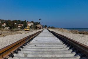 Maltempo: Calabria; ferrovia ionica interrotta, soccorsa donna