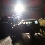 Incidenti: scontro tra auto sulla statale 106, due feriti
