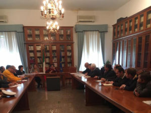 Sicurezza stradale incontro a Catanzaro con il prefetto Latella