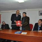 Lamezia: consegnato dal Lions Club un defibrillatore all'Avis