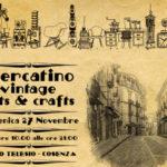 Cosenza: nel weekend al centro storico la fiera del disco