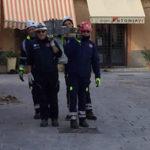 Pentone: gli Angeli della Sila nelle zone colpite da terremoto